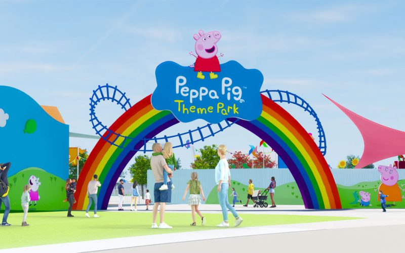 Peppa Pig Theme Park Coming to LEGOLAND Florida in 2022!