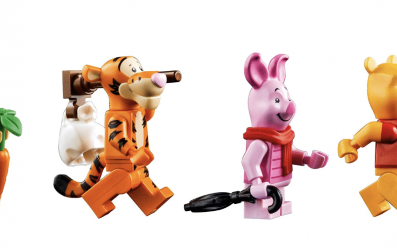 OFFICIALLY RELEASED: Winnie The Pooh 21326