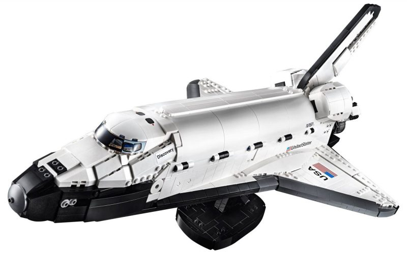 OFFICIAL!! LEGO NASA Space Shuttle Discovery 10283
