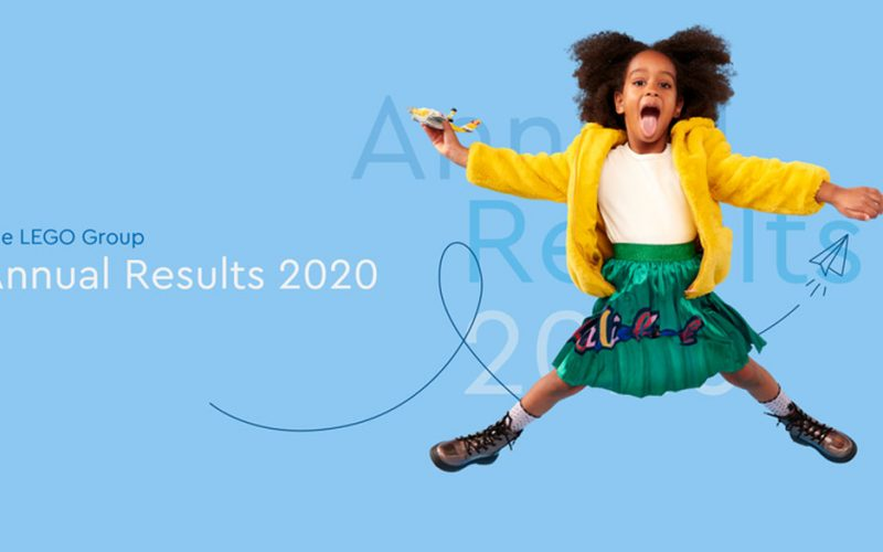 2020 RESULTS! The LEGO Group Reports Year Earnings