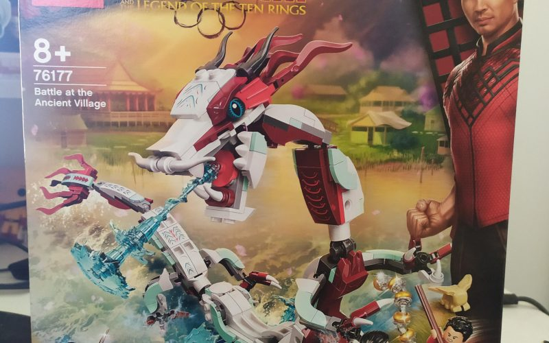 SET LEAKED!! LEGO Marvel Shang-Chi And The Legend Of The Ten Rings – Battle at the Ancient Village 71677 Set!!