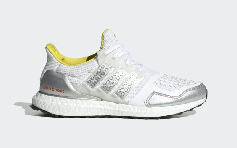 REVEALED!! adidas UltraBOOST DNA x LEGO Plates Shoes