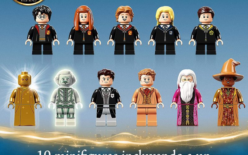 REVEALED!! Two NEW Harry Potter Sets!