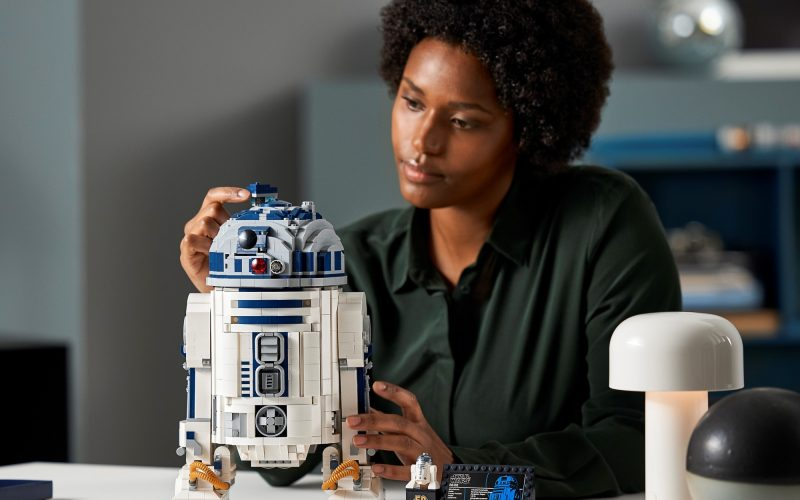 OFFICIAL RELEASE!! LEGO Star Wars R2-D2 75308