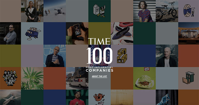 TIME 100 Most Influential Companies & LEGO Makes The List!