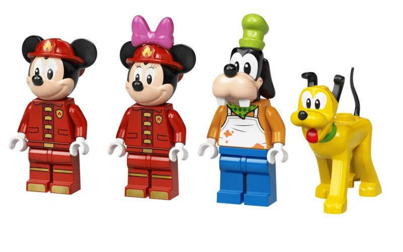 OFFICIAL PHOTOS!! LEGO Disney Mickey and Friends Summer 2021 Sets