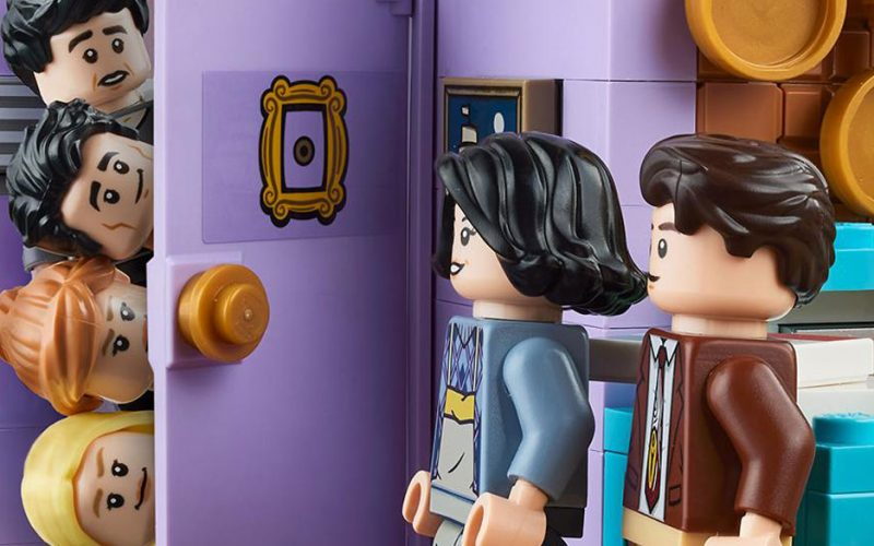 TEASER!! LEGO Friends The Apartments 10292