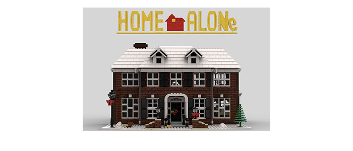 NEW INFORMATION!! LEGO Ideas Home Alone 21329