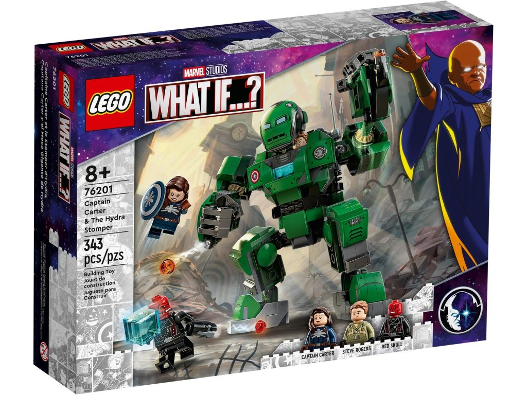 This image has an empty alt attribute; its file name is lego-marvel-76201-captain-carter-the-hydra-stomper-1-1024x768.jpeg