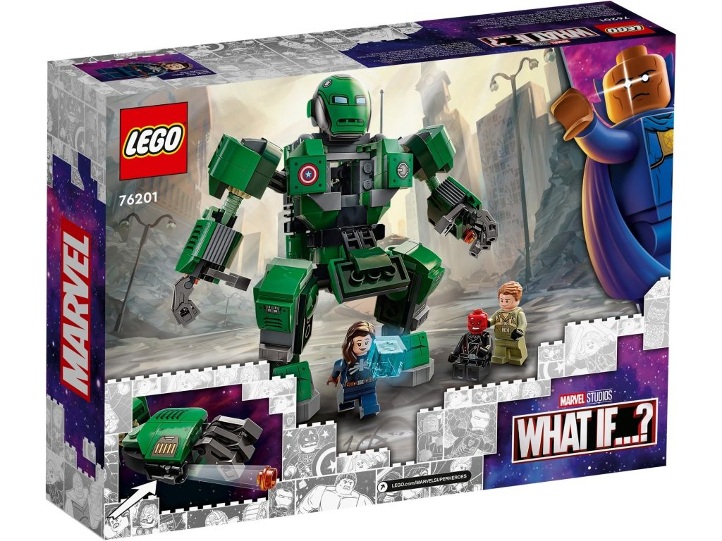 This image has an empty alt attribute; its file name is lego-marvel-76201-captain-carter-the-hydra-stomper-6-1024x768.jpeg
