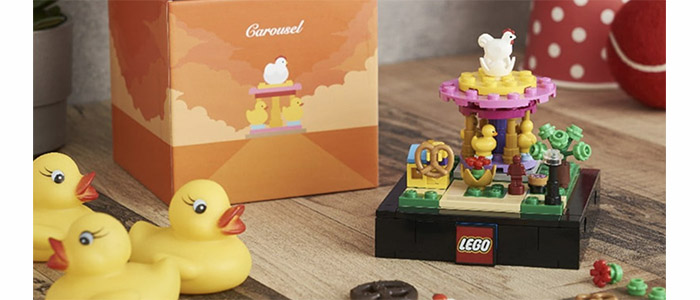 AVAILABLE IN CANADA!! LEGO Bricktober Sets