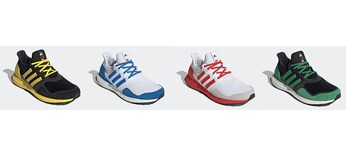 NEW COLOURS!! Adidas UltraBOOST DNA Collection