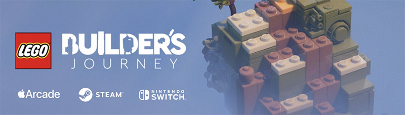 COMING SOON! LEGO Builder's Journey On Nintendo Switch & PC
