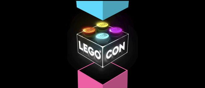LEGO CON IS COMING!! June 26, 2021