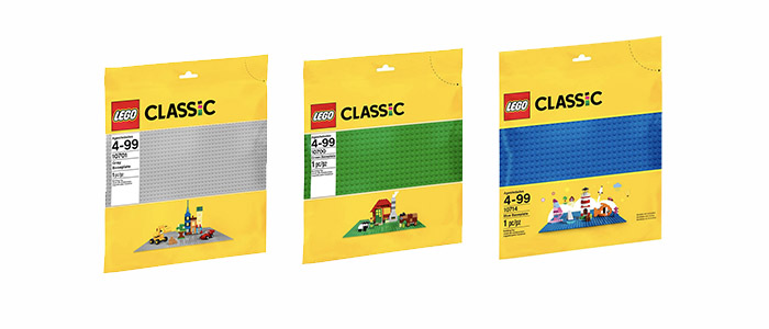 NEW PACKAGING!! LEGO Baseplates Going Eco-Friendly in 2022
