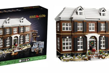 OFFICIALLY REVEALED!! LEGO Ideas Home Alone 21330